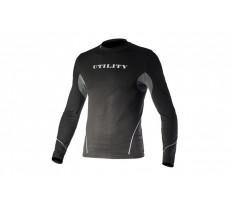 T-shirt DIADORA Isolation thermique - Taille L/XL - Sans couture - 702159682