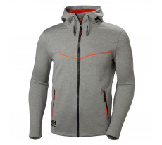 Sweat-shirt à capuche HELLY HANSEN Chelsea Evolution - Gris - 79197