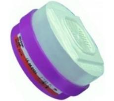Paire de filtres plastiques HONEYWELL - A2P3 - 1001583 -