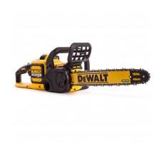 Tronçonneuse DEWALT Flexvolt 54V XR - 1 batterie 9.0Ah, chargeur rapide - DCM575X1