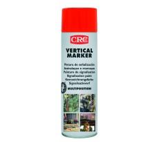 Peinture en aérosol CRC Vertical Marker - Rouge - 650 ml - 117705