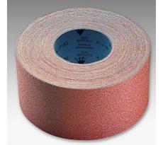 Toile extra souple SIA ABRASIVES - Rouleau de 50 m - 115 mm - grain 80 - 4770.6033.0100