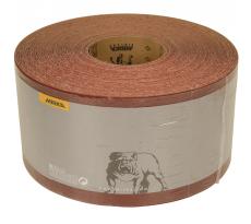 Bande abrasive papier long Avomax MIRKA ABRASIFS - 150 x 2640 mm - grain 120 - 374CG00112KF