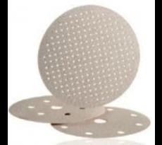 Disque papier velcro souple HERMES - VC151 - Ø 125 - 9 trous - EB119 - 603