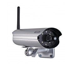 Caméra Extérieure Wi-Fi & App - ABUS - TVAC19100A