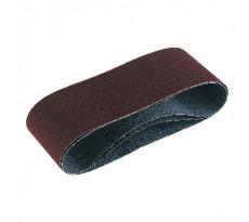 Bande abrasive BS 75 FESTOOL - 533 x 75 mm - grain 80 - 10 pièces - 499157
