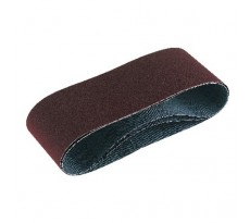 Bande abrasive BS 75 FESTOOL - 533 x 75 mm - grain 40 - 10 pièces - 499155