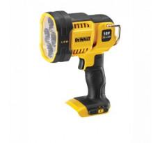 Lampe LED DEWALT 18V Li-Ion - Sans chargeur ni batterie - DCL043