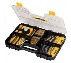 Coffret T-Stak 100 accessoires de perçage vissage DEWALT - DT71569