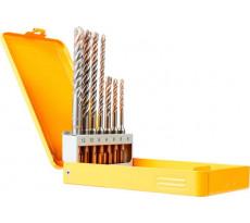 Coffret metal 7 forets SDS-Plus XLR DEWALT - 4 taillants - DT8976-QZ