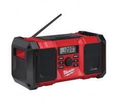 Radio de chantier MILWAUKEE M18 JSR-0 - Sans batterie, ni chargeur - 4933451250