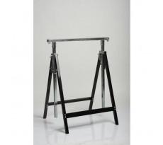 Tréteau Pro kit  NORDLINGER - 80 à 120 cm de hauteur - 640023