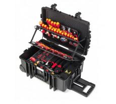 Mallette d'outils électricien 115 pièces WIHA Compétence XXL II - 42069