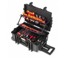 Mallette d'outils électricien - Compétence XXL II - 115 pièces - FACOM - 42069