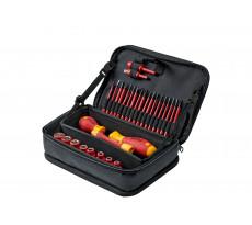 Jeu d'outils isolés slimVario electric WIHA - 43465