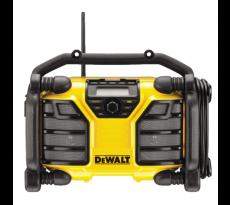 Radio chargeur de chantier dewalt xr  dcr017 (10.8v 14.4v 18v)