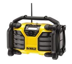 Radio chargeur de chantier DEWALT - XR DCR017