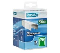 Agrafes n°140 RAPID - à fil plat - boîte de 5000 - 119