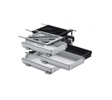 Systema top 2000 caisson bureau p530 1 plumier + 3 tiroirs ka270 20711