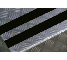 Bandes super-agrippantes Dinastair 3M - Particules sur alu autoadhésif - noir - 15m30 x 50 mm - 27 00 20