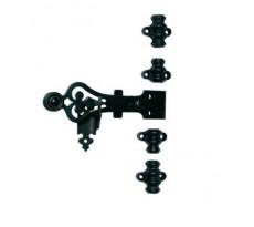 Accessoires lacets fonte TORBEL pour espagnolette Terroir - J620170