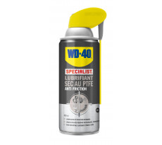 Lubrifiant sec WD40 PTFE - 33394