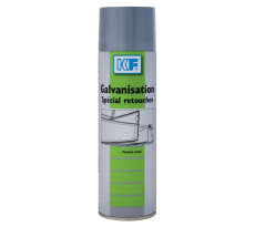 Protection/anticorrosion galva Mat - KF SICERON - Aérosol - 650ml/500ml - 9347
