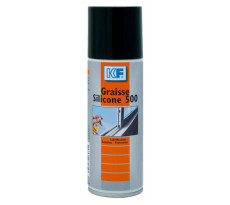 Graisse silicone 500 - KF SICERON - Aérosol - 400ml - 6088