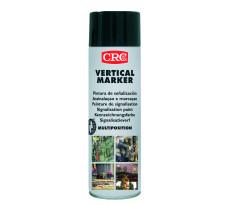 Peinture en aérosol CRC Vertical Marker - Noire - 650 ml - 117114
