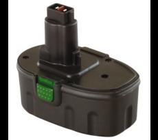 Batterie DEWALT - AKKU POWER - DE9039 - 18V - 3 Nimh - RB316