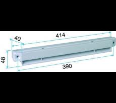 Entrée d'air auvent ALDES - acoustique - 14000