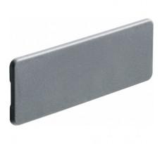 Cache réglage tiroir Innotech HETTICH - gris - 60779