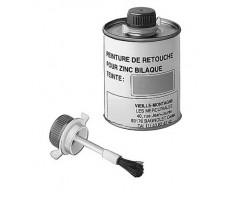 Peinture de retouche zinc VmZINC 2200196