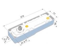 Pivot de sol Sevax - PROQUINTER - 618500