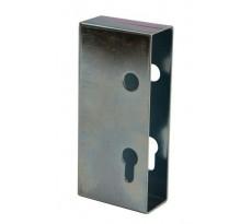 Boîtier pour serrure AVL pour portail - épaisseur 40 mm ou 50 mm - 7099