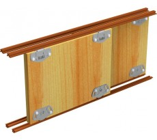 Garniture Pico MANTION - Alu ou PVC - 486000