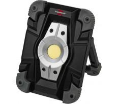 Projecteur LED rechargeable BRENNENSTUHL 10W IP54 avec USB - 1173080