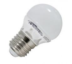 Ampoule E27 sphérique LED 4W 3000 K BL2 ARCOTEC - LG274W