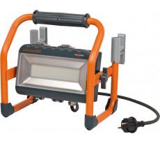 Projecteur LED SMD BRENNENSTUHL Hybrid LA 4010 IP 55 5m H07RN-F2x1,0 40W 3200lm - 9171220400