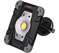 Projecteur portable LED BRENNENSTUHL - 20W rechargeable USB support aimanté - 1172871