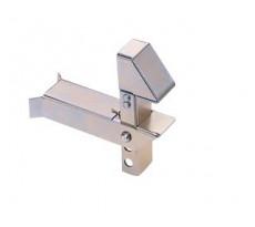 Arrêt de portail réglable zinc BOURG MERMIER - 542003