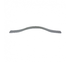 Poignee vague 703 chrome mat ea.128mm long.190mm larg.16mm