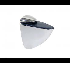 Paire de support de console mirlo alu mat pour tablette epaisse de 4 a 20mm  6248825