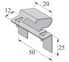 pieds de table et de meuble pieds et verins ameublement. Black Bedroom Furniture Sets. Home Design Ideas