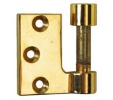 Fiche applique ASSA ABLOY - chromé mat - 3204.31.0
