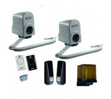 Automatisme de portail FAAC - Energy kit Integral 24V - 104575144