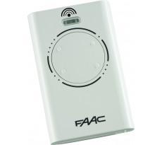 Télécommande de portail FAAC XT4 868 SLH - Pile incluse - pour portail 787010
