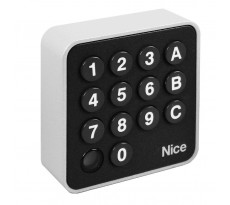 Clavier à code radio NICE 13 touches - EDSWG