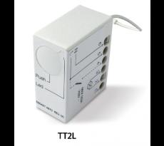 Logique de commande miniaturisée NICE pour commande d'installations éclairage, portails, porte de garage  230V - TT2D
