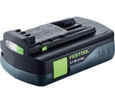 Batterie FESTOOL Batterie BP 18 Li 3,1 Ah - 201789